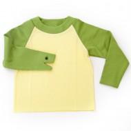 Froschi in grün-gelb