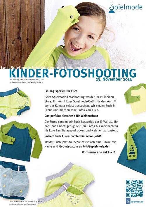 Fotoshooting Plakat