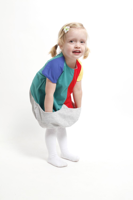 Spielmode-Outfit: Kleid Carmencita