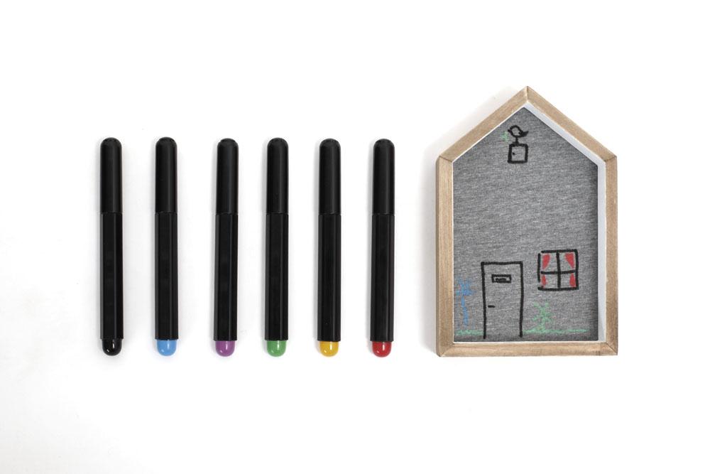 Stifte und Haus