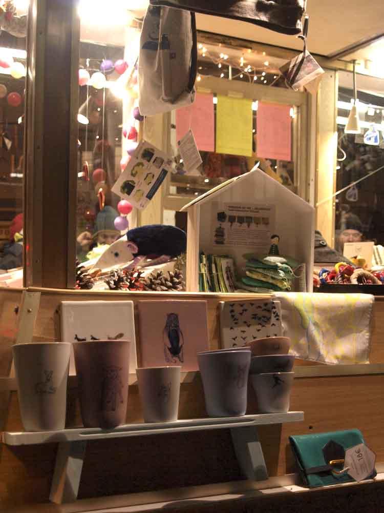 Kiosk Schaufenster