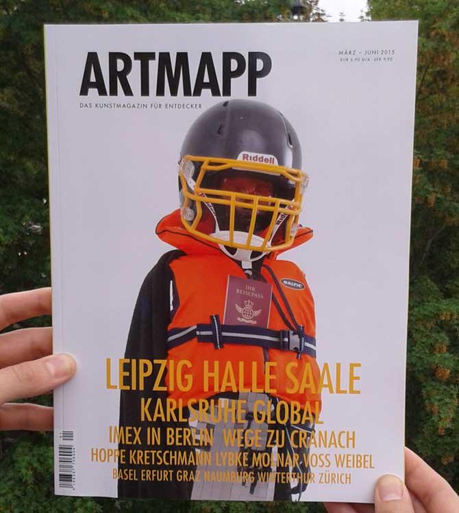 Artmapp