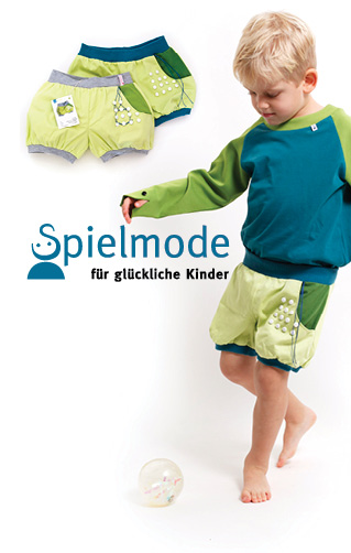 Spielmode Outfit